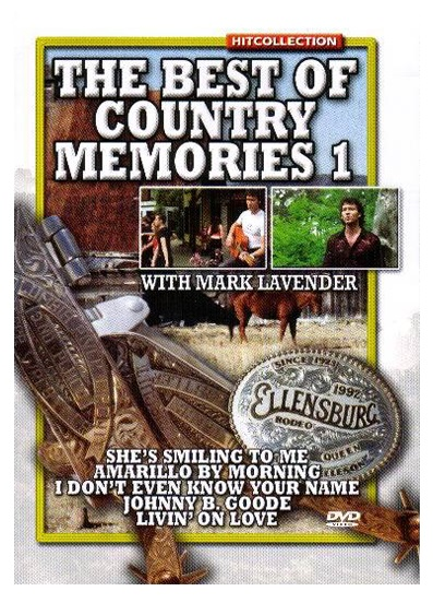 "DVD ""The Best Of Country Memories 1"" (2004)"
