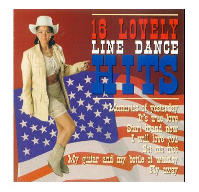 "CD ""16 Lovely Line Dance Hits"" (1998)"