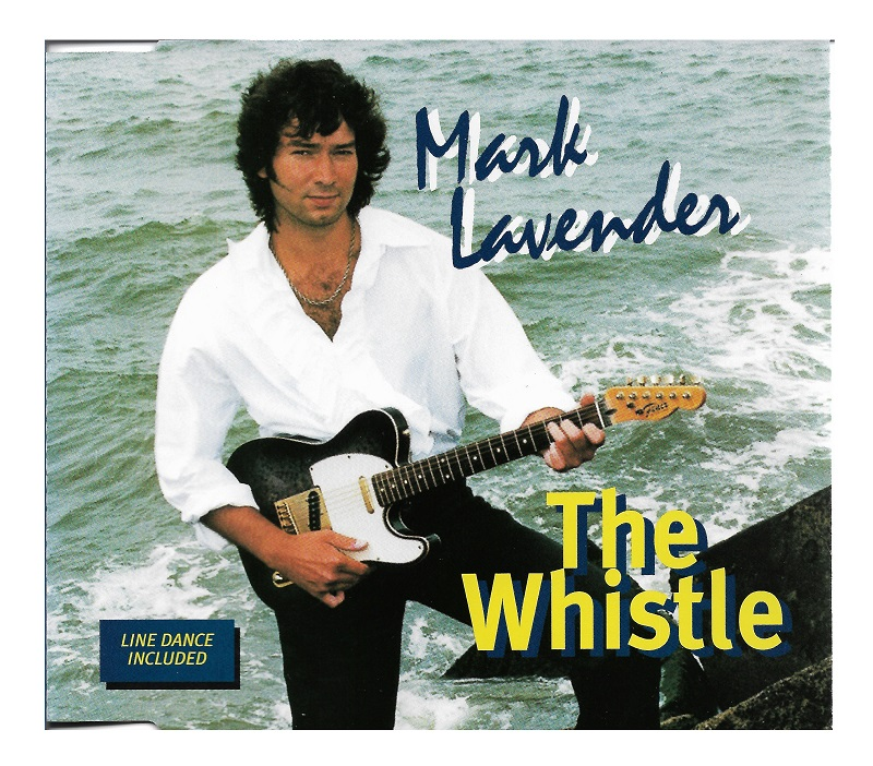 "CD single ""The Whistle"" (1998)"